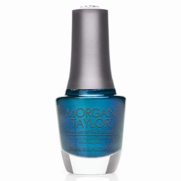 Morgan Taylor Professional Nail Lacquer  - 15 mL (Bright Eyes  - MT50090)