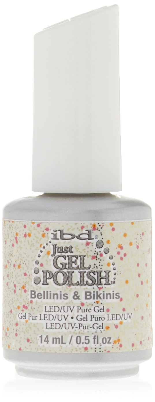 IBD Just Gel Polish - 0.5 oz (Bellinis & Bikinis - IBD57018)