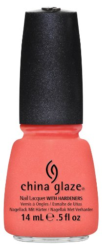 China Glaze Lacquer - 14 mL (Mimosa's Before Mani's  - CG81198)