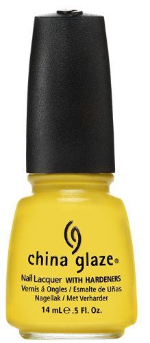 China Glaze Lacquer - 14 mL (Sunshine Pop - CG80739)