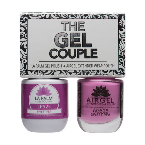 La Palm Gel Couple Duo - 14 mL (Sweet Pea - TGC525)