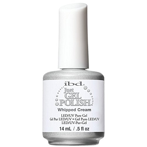 IBD Just Gel Polish - 0.5 oz (Whipped Cream  - IBD56510)