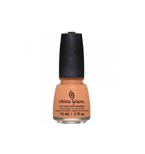 China Glaze Lacquer - 14 mL (If in Doubt Surf it Out - CG81784)
