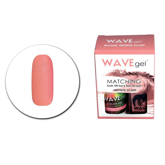 Wave Gel Matching Duo (Infinite Scarf - WCG68)