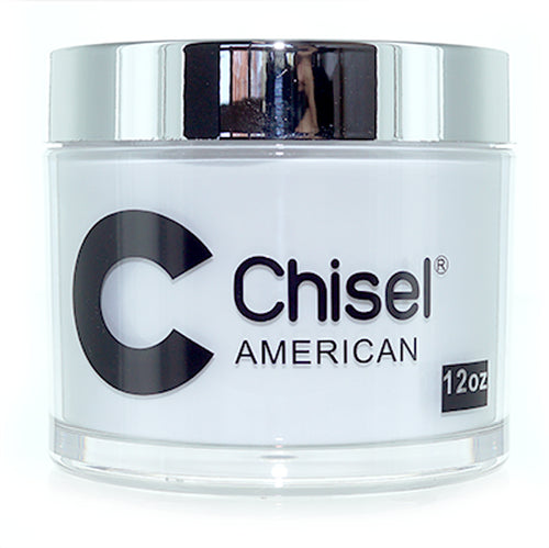 Chisel Dipping Powder Refil - 12 Oz (American White - CH42052)