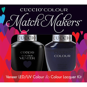 Cuccio Matchmakers - Duo (On The Nile Blue - CU6048)