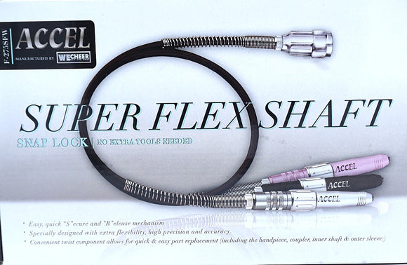 Accel Super Flex Shaft