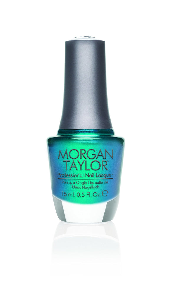 Morgan Taylor Professional Nail Lacquer  - 15 mL (Stop, Shop, & Roll  - MT50088)