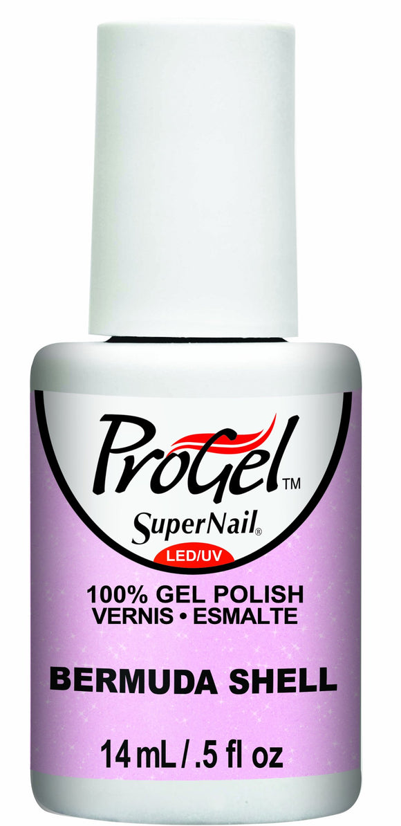 SuperNail ProGel - 0.5 Oz (Bermuda Shell - SN81406)