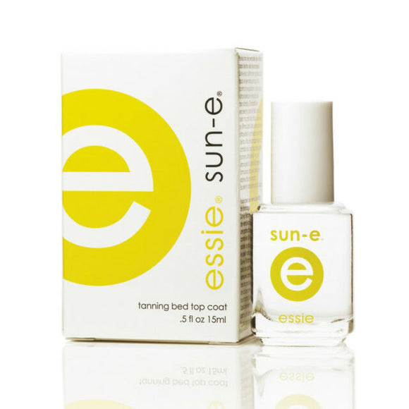 Essie Sun-e Tanning Bed Topcoat - .5 Oz