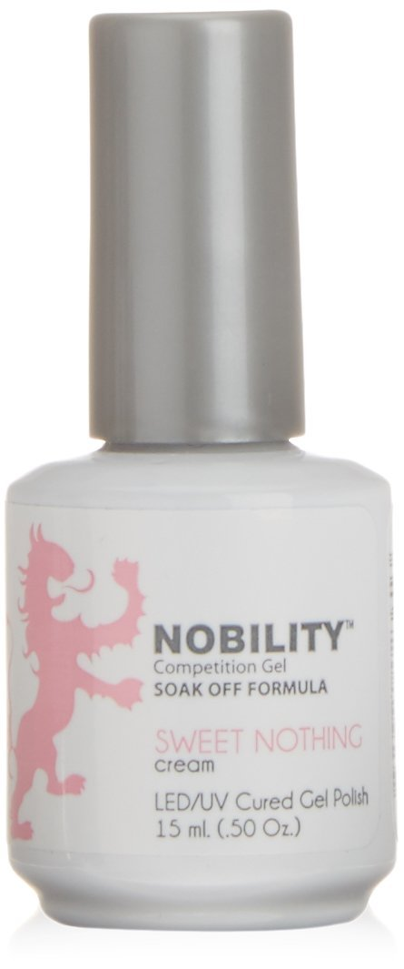 LeChat Nobility Gel Polish - 15 mL (Sweet Nothing - NBGP43)