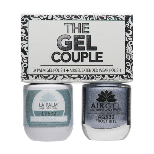 La Palm Gel Couple Duo - 14 mL (Frostbite - TGC532)
