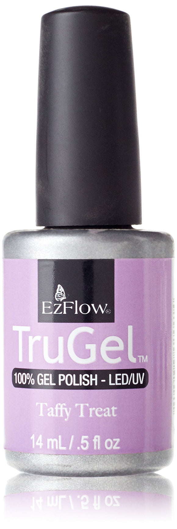 Ez Flow TruGel LED/UV Gel Polish - 14 mL (Taffy Treat - EZTG42441)