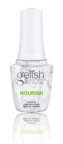 Gelish Nourish Cuticle Oil - 0.5 Oz