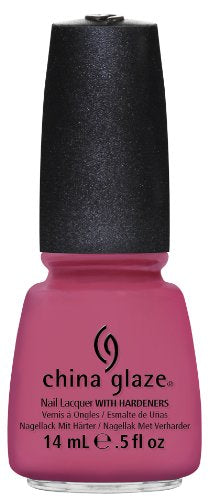 China Glaze Lacquer - 14 mL (Life is Rosy  - CG81192)
