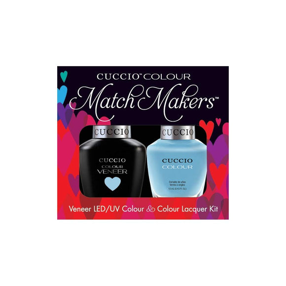 Cuccio Matchmakers - Duo (6101 - Under Blue Moon)