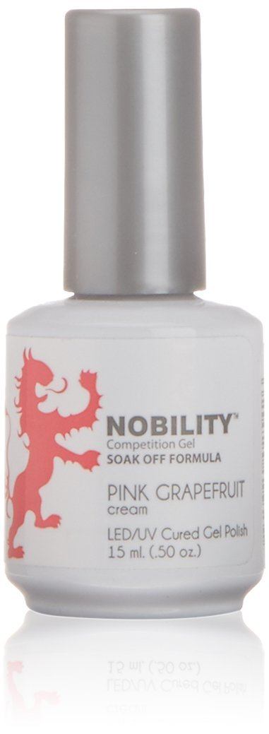 LeChat Nobility Gel Polish - 15 mL (Pink Grapefruit - NBGP92)