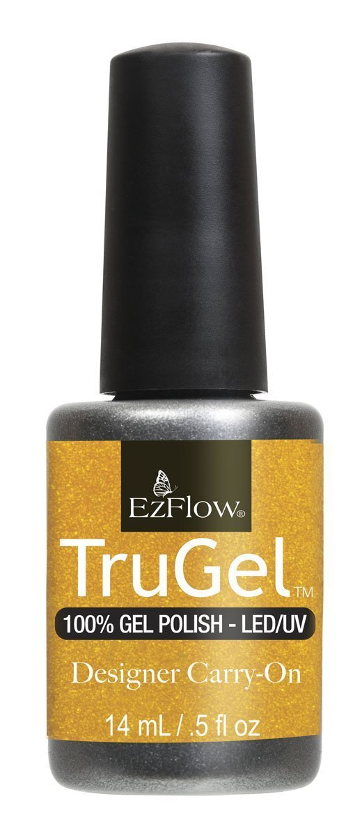 Ez Flow TruGel LED/UV Gel Polish - 14 mL (Designer Carry-On - EZTG42323)