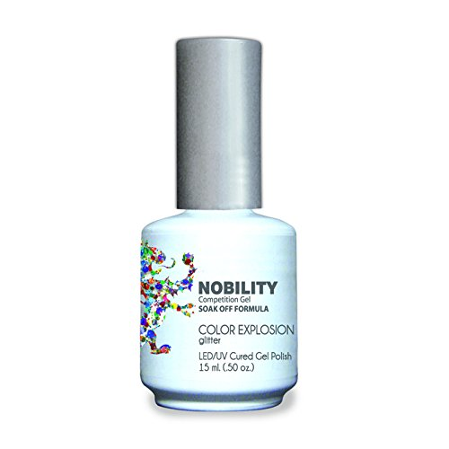 LeChat Nobility Gel Polish - 15 mL (Color Explosion - NBGP112)