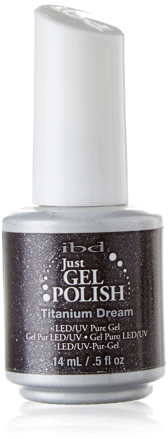 IBD Just Gel Polish - 0.5 oz (Titanium Dream  - IBD56687)