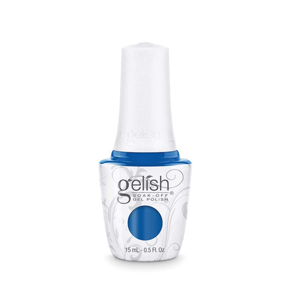 Gelish Soak-Off Gel Polish - 15 mL (Ooba Ooba Blue - GLN1110891)