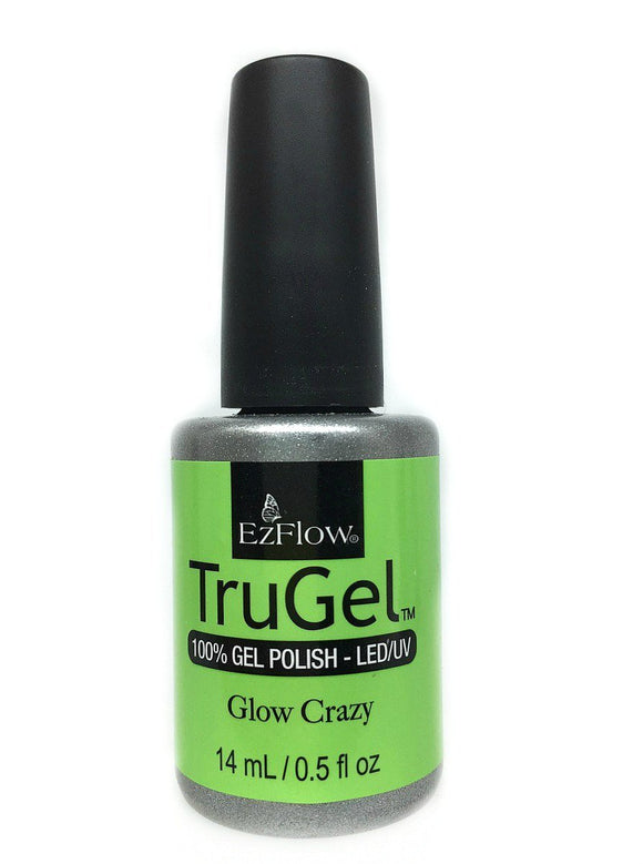 Ez Flow TruGel LED/UV Gel Polish - 14 mL (Gloe Crazy - EZTG42569-1)