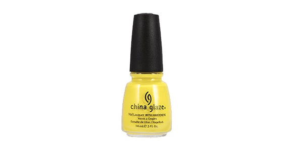 China Glaze Lacquer - 14 mL (Happy Go Lucky - CG80940)