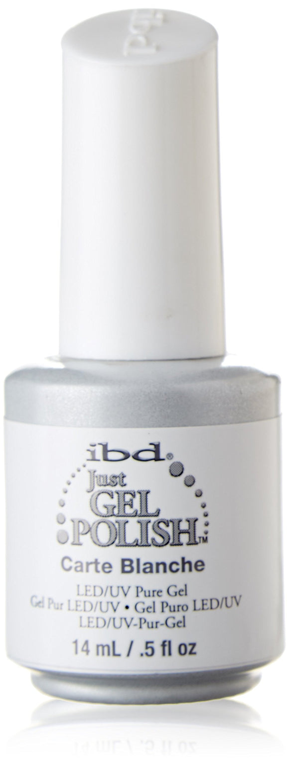 IBD Just Gel Polish - 0.5 oz (Carte Blanche - IBD56911)