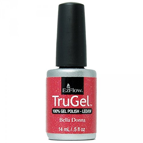 Ez Flow TruGel LED/UV Gel Polish - 14 mL (Bella Donna - EZTG42512)
