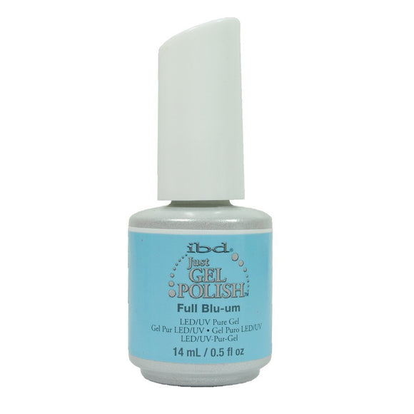 IBD Just Gel Polish - 0.5 oz (Full Blu-Um - IBD56924)