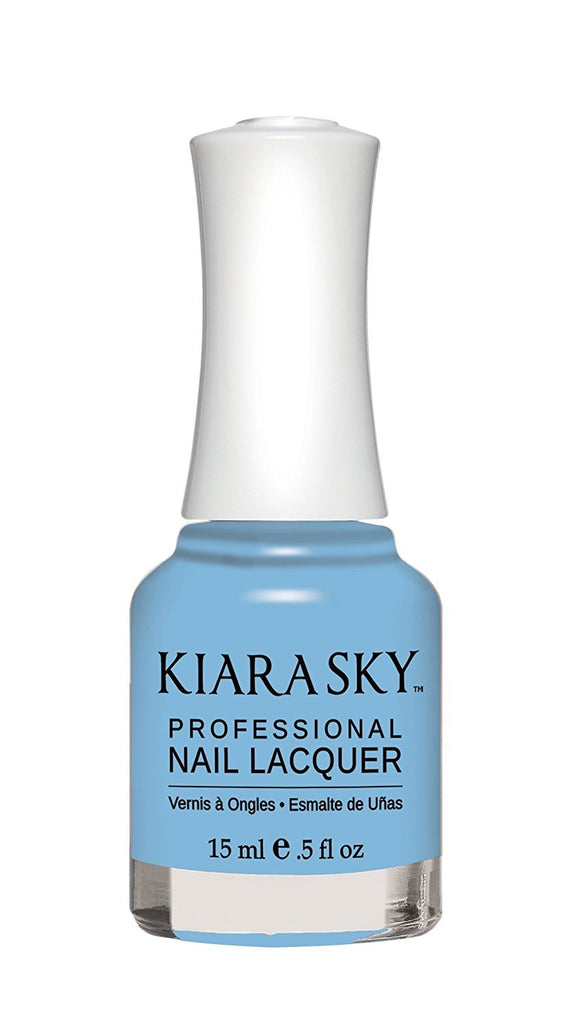 Kiara Sky Nail Lacquer - 15 mL (You Make Me Melt - KSN566)