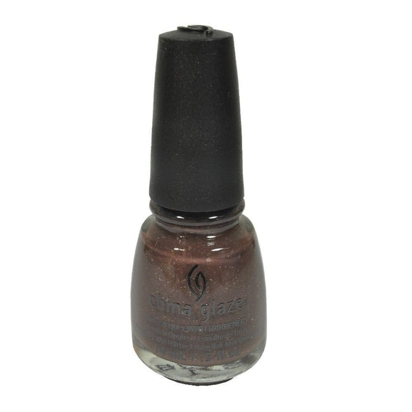 China Glaze Lacquer - 14 mL (What Are You A-freight Of? - CG81857)