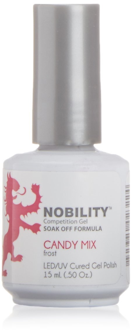 LeChat Nobility Gel Polish - 15 mL (Candy Mix - NBGP04)