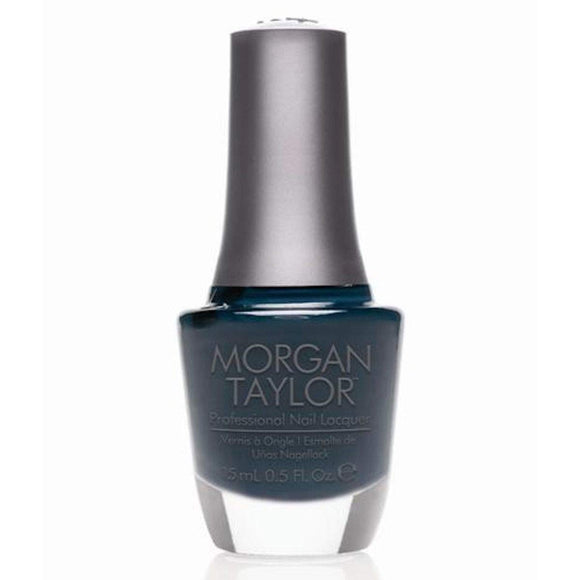 Morgan Taylor Professional Nail Lacquer  - 15 mL (Denim Du Jour  - MT50099)
