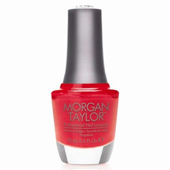 Morgan Taylor Professional Nail Lacquer  - 15 mL (Firecracker  - MT50028)