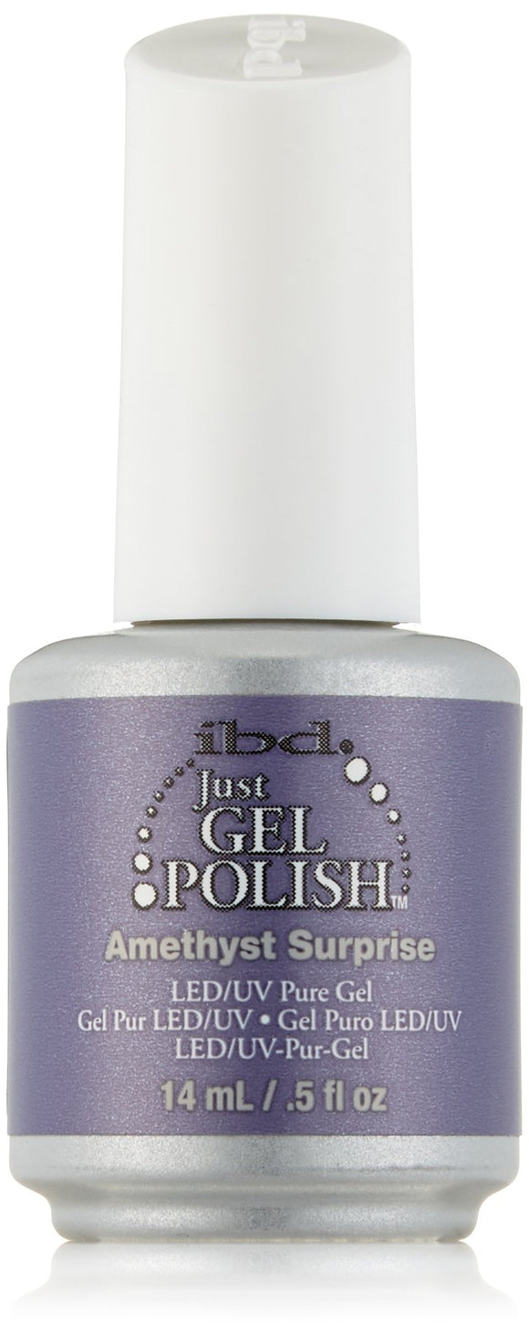 IBD Just Gel Polish - 0.5 oz (Amethyst Surprise  - IBD56546)