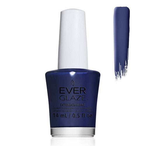 Everglaze Extended Wear Lacquer - 14 ml (Navy Night - EGL82333)