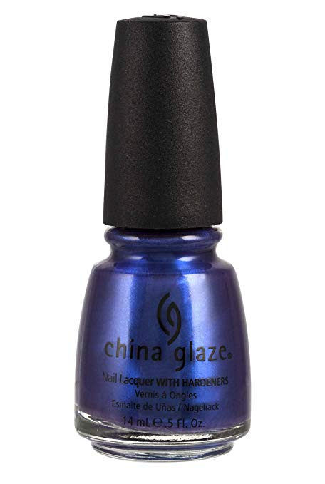 China Glaze Lacquer - 14 mL (Tempest - CG80654)