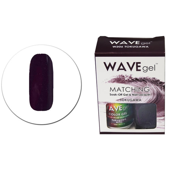 Wave Gel Matching Duo (Tokugawa - W206)