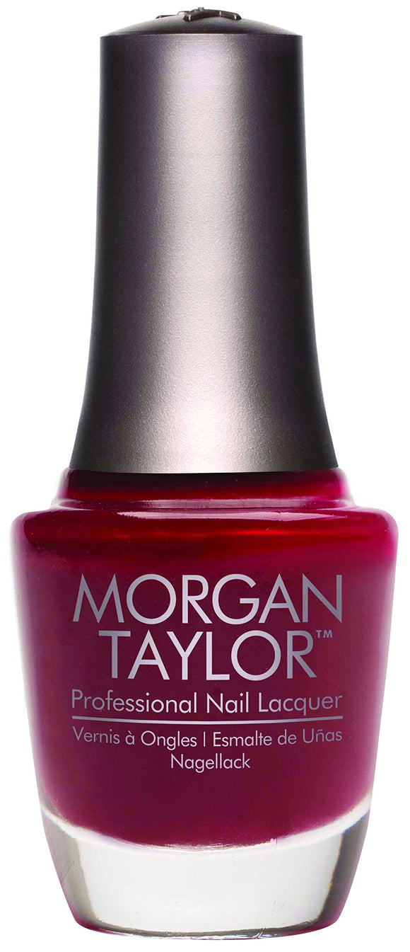 Morgan Taylor Professional Nail Lacquer  - 15 mL (A Touch Of Sass  - MT50185)