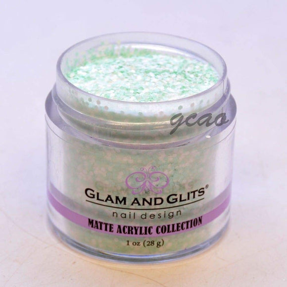 Glam And Glits Matte Acrylic Powder - 1 Oz (Key Lime Pie - MAT623)