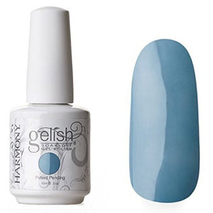 Gelish Soak-Off Gel Polish - 15 mL  (Up In The Blue - GLN1110862)