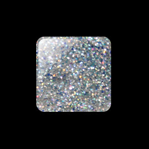Glam And Glits Diamond Acrylic Powder - 1 Oz (Platinum - DAC43)
