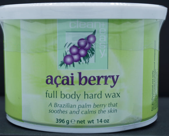 Clean & Easy Acai Berry Body Wax