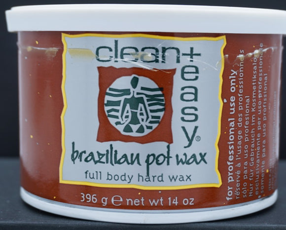 Clean & Easy Brazilian Pot Wax