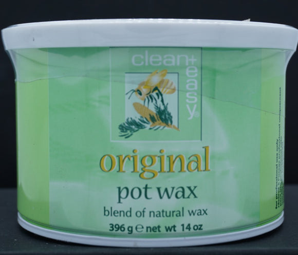 Clean & Easy original Pot Wax