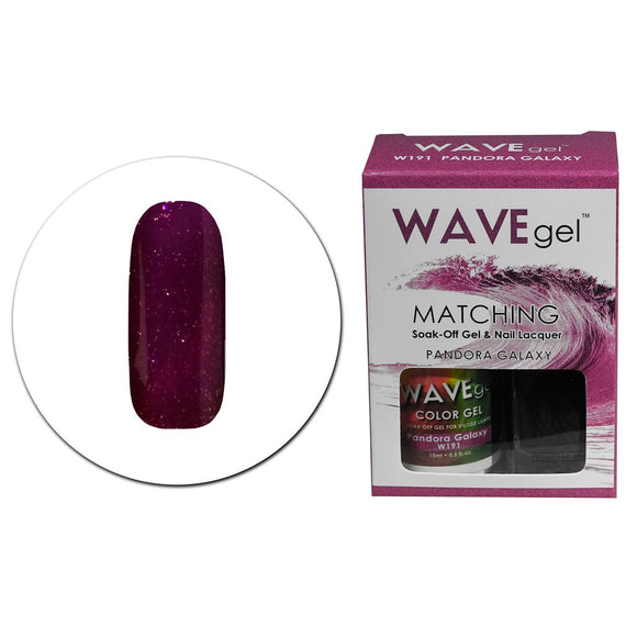Wave Gel Matching Duo (Pandora Galaxy - W191)