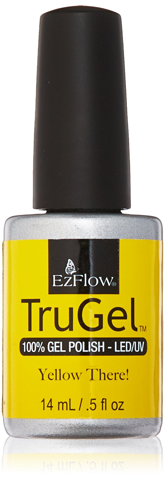 Ez Flow TruGel LED/UV Gel Polish - 14 mL (Yellow There! - EZTG42457)