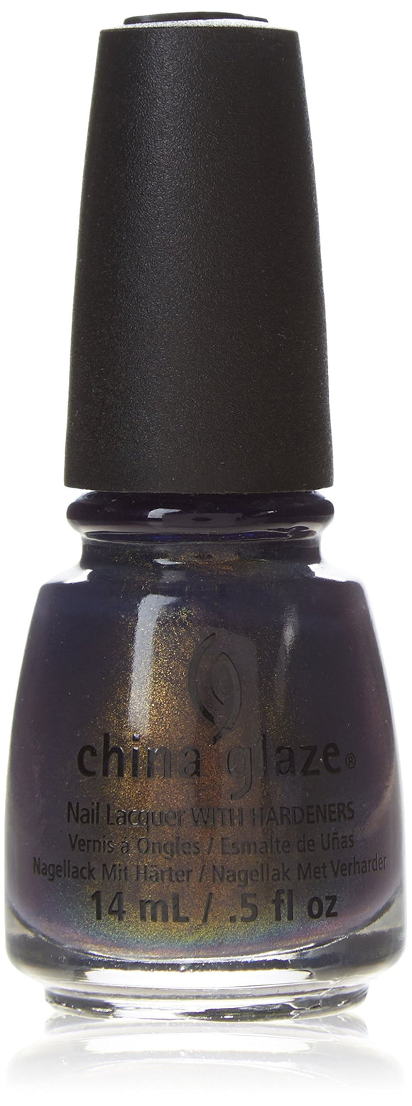 China Glaze Lacquer - 14 mL (Choo Choo Choose You  - CG81852)