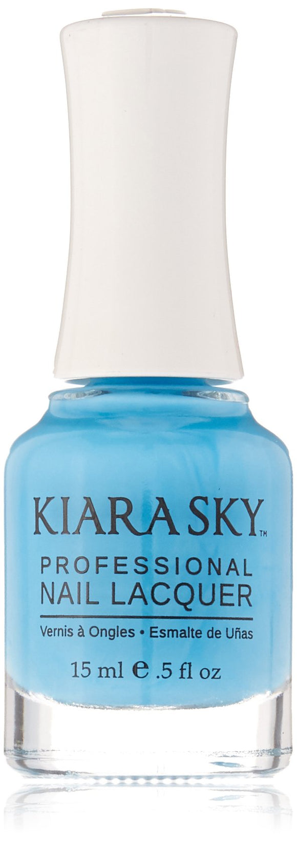 Kiara Sky Nail Lacquer - 15 mL (Skies The Limit - KSN415)